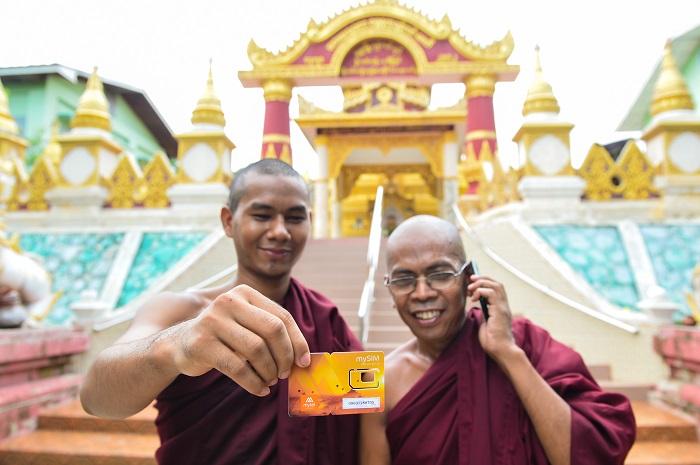 Viettel Myanmar vượt lên vị trí thứ 2 tại Myanmar khi vừa đạt mốc 10 triệu thuê bao