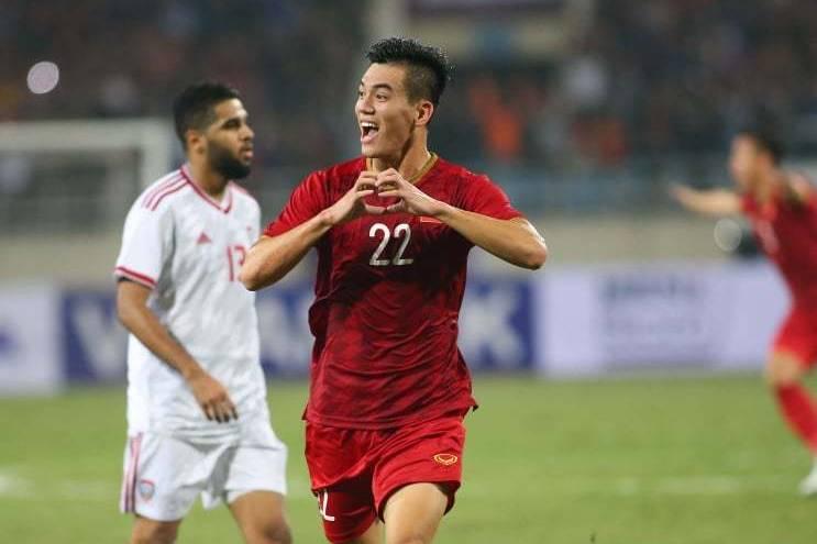 Việt Nam sẽ gặp UAE tại vòng loại World Cup 2022 vào tháng 11