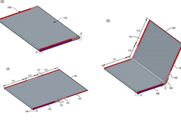 Thiết bị gập cuộn tất cả trong một của LG có thể biến hình thành smartphone, tablet và laptop