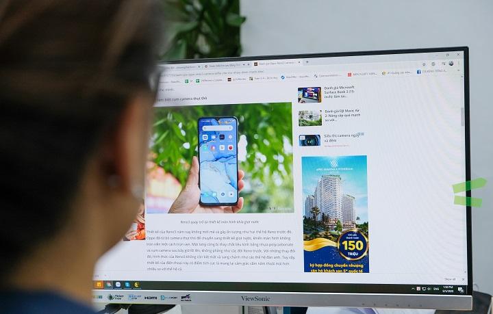 Nhu cầu sử dụng máy tính thông thường có cần đến màn hình 4K?