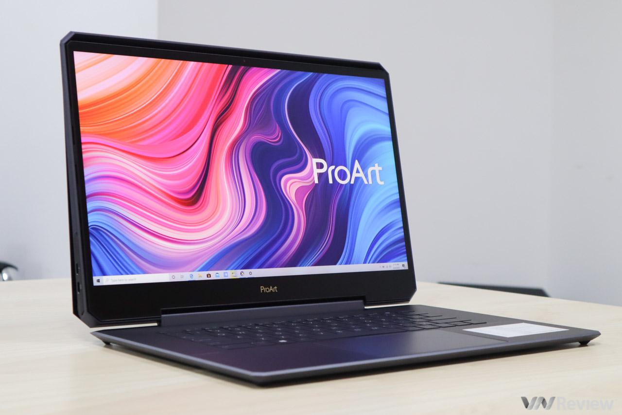 """Trên tay loạt laptop Asus ProArt StudioBook cho dân sáng tạo tại Việt Nam: giá """"khủng bố"""" tới 270 triệu đồng"""