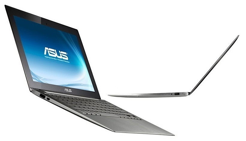 ASUS trình làng ZenBook, thách thức MacBook Air