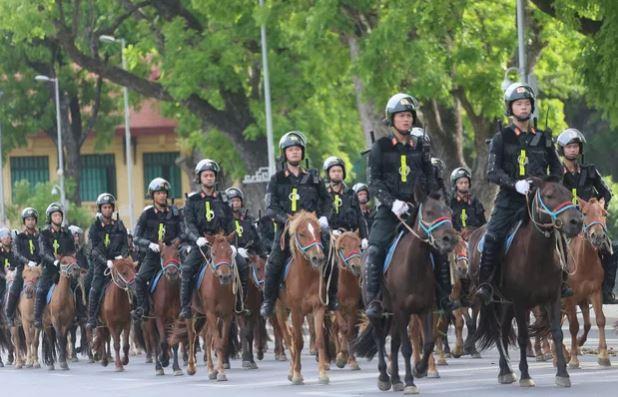 """Kỵ binh Việt Nam """"sẽ được dùng trong bất kể công việc gì cần thiết"""""""