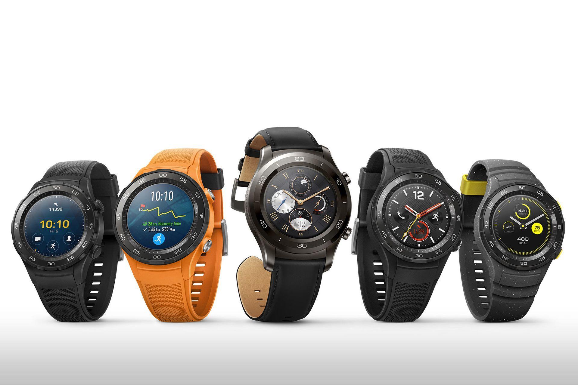 Huawei bất ngờ vượt Samsung, trở thành hãng smartwatch đứng thứ 2 thế giới