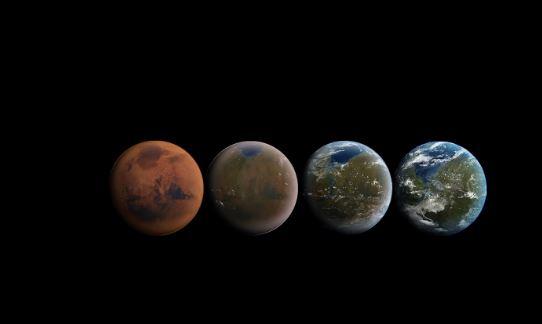 Elon Musk sẽ chở người lên sao Hỏa từ năm 2024