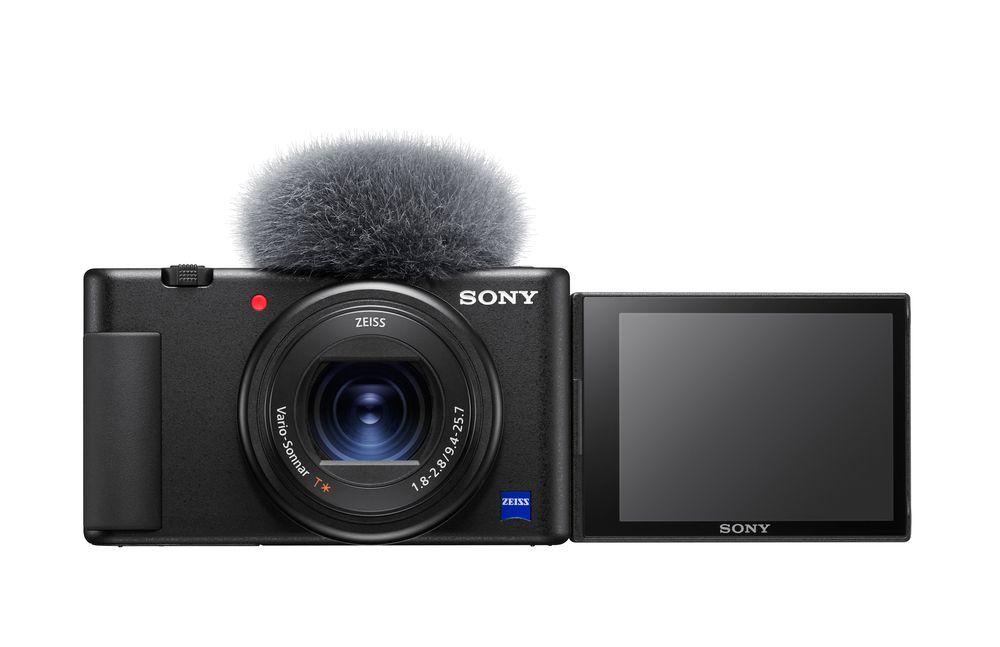 Sony bán ra máy ảnh ZV-1 nhỏ gọn, tối ưu cho quay video ở Việt Nam, giá 19,9 triệu đồng