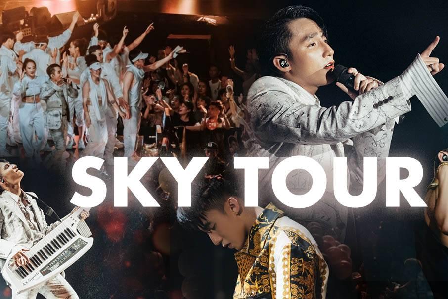 Phim 'Sky tour movie' của Sơn Tùng MTP: làm tốt phần nghe/nhìn, còn nội dung siêu mỏng và rời rạc