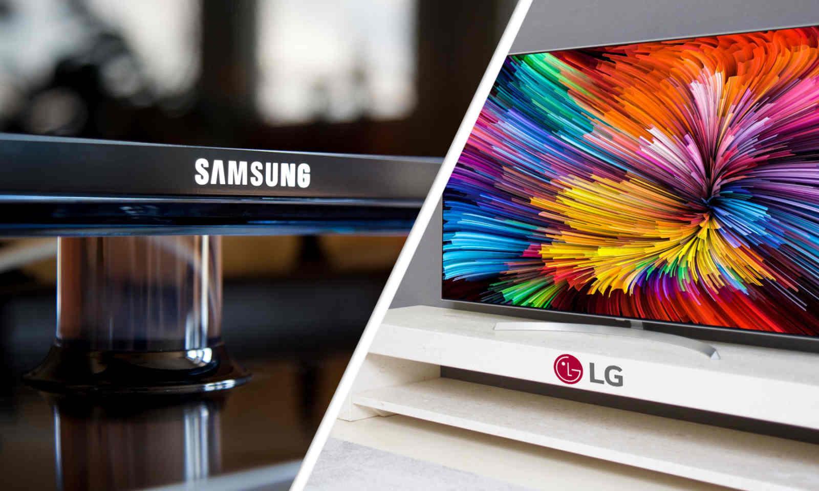 LG đang qua mặt Samsung ở mảng điện tử gia dụng