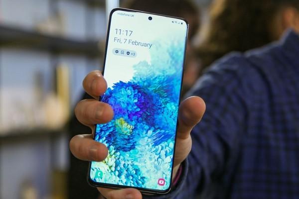 Giá bán trung bình của smartphone Samsung chạm ngưỡng cao nhất trong 6 năm qua