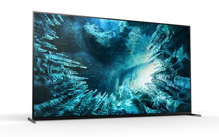 Sony lần đầu tiên ra mắt TV 8K ở Việt Nam, giá 263 triệu đồng