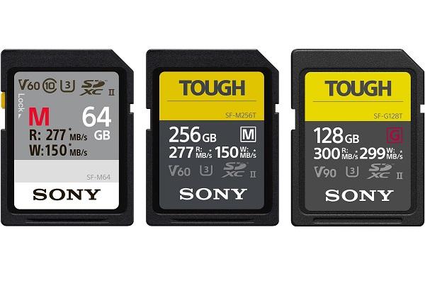 Một số thẻ SD Sony có thể làm hỏng file video của bạn