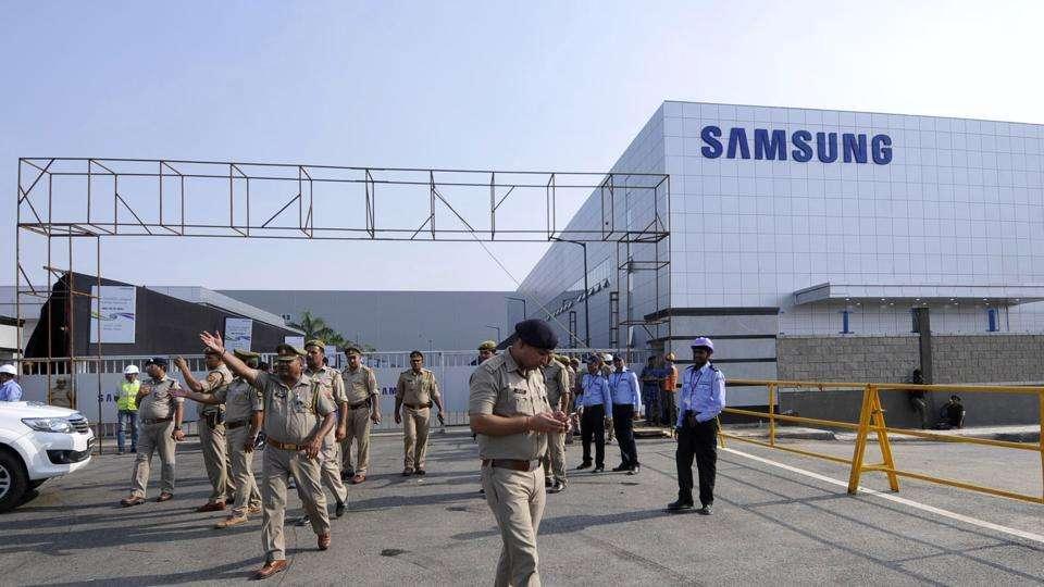 Samsung mở nhà máy sản xuất màn hình ở Ấn Độ