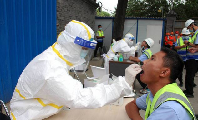 Chủng virus SARS CoV-2 tại Bắc Kinh có thể lây lan mạnh hơn ở Vũ Hán