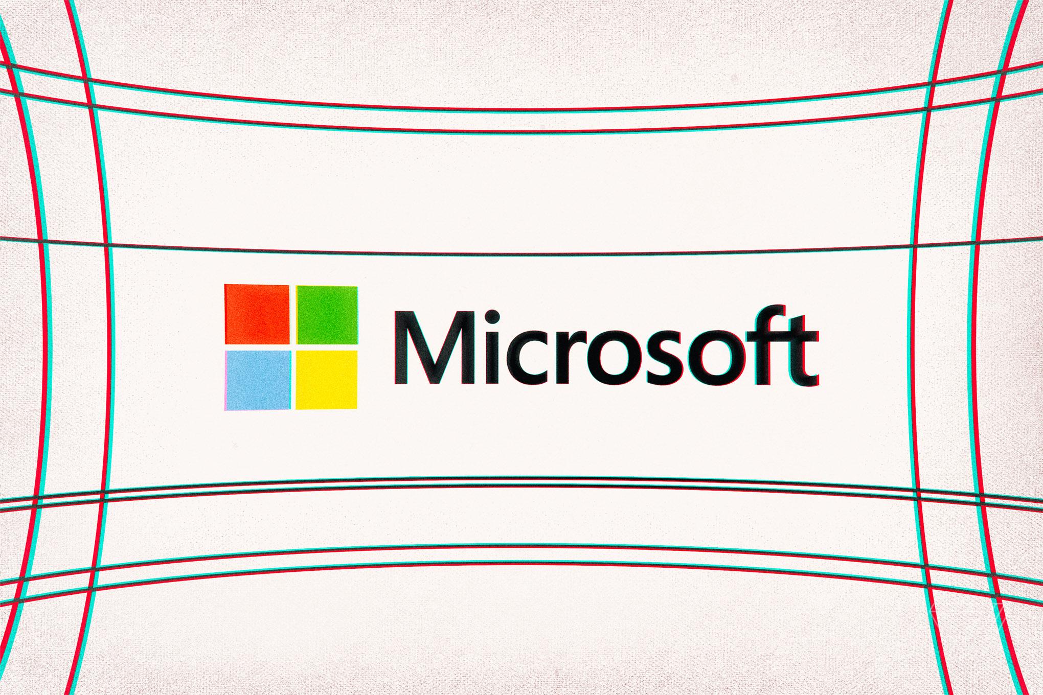 Microsoft cũng không hài lòng về sự