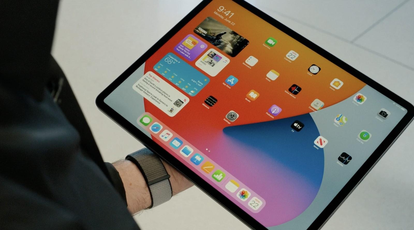 iPadOS 14 ra mắt: Nhiều ứng dụng hệ thống được thiết kế lại, tính năng tìm kiếm Universal Search mới