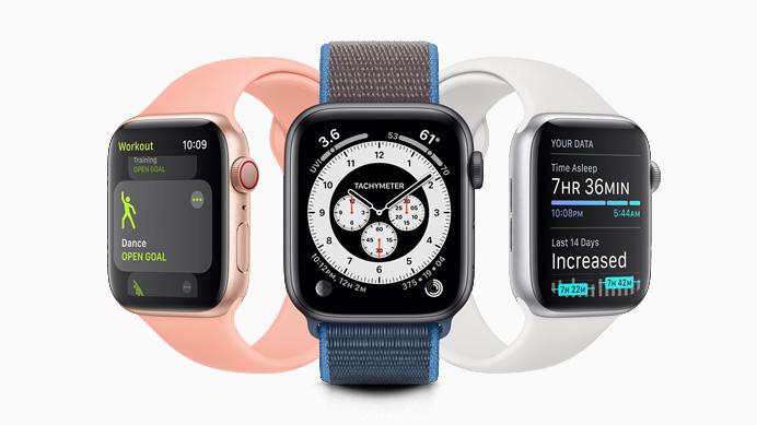 watchOS 7 ra mắt: thêm tính năng theo dõi giấc ngủ, ứng dụng hỗ trợ tập luyện Fitness