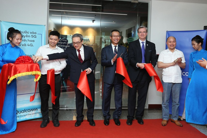 Qualcomm mở trung tâm nghiên cứu tại Việt Nam