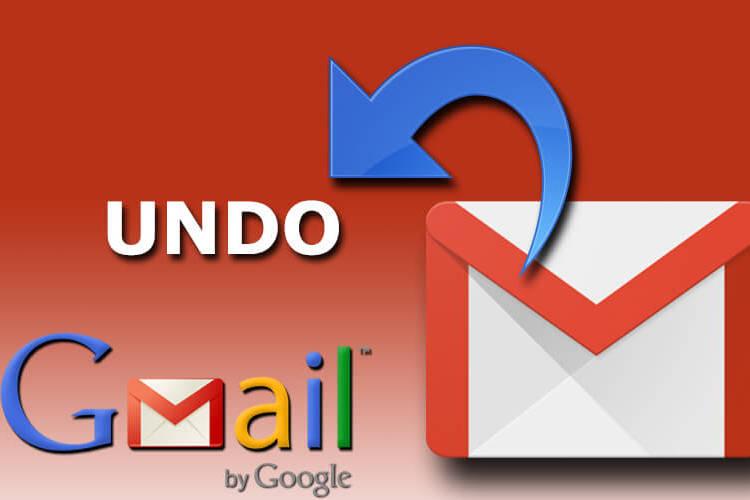 Cách lấy lại Gmail đã gửi