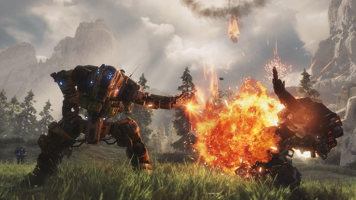 """Tựa game Titanfall 2 bất ngờ được """"hồi sinh"""" nhờ Steam"""