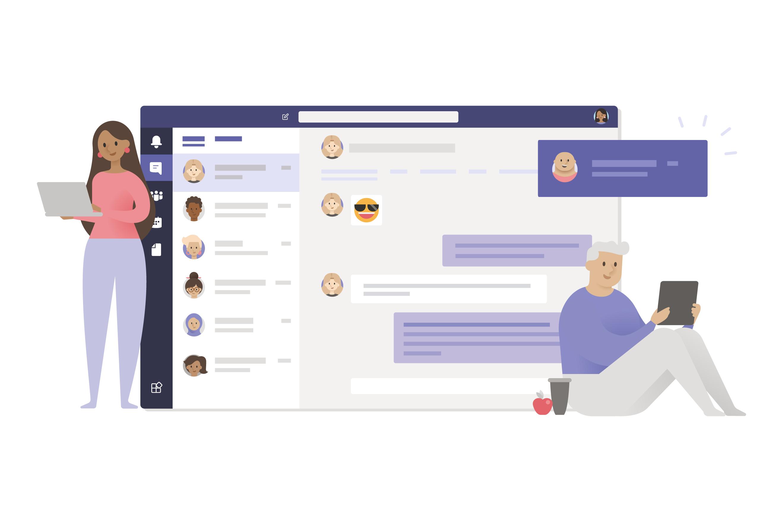 Microsoft Teams ra mắt phiên bản dành cho cá nhân, hướng đến đối tượng người dùng bạn bè và gia đình