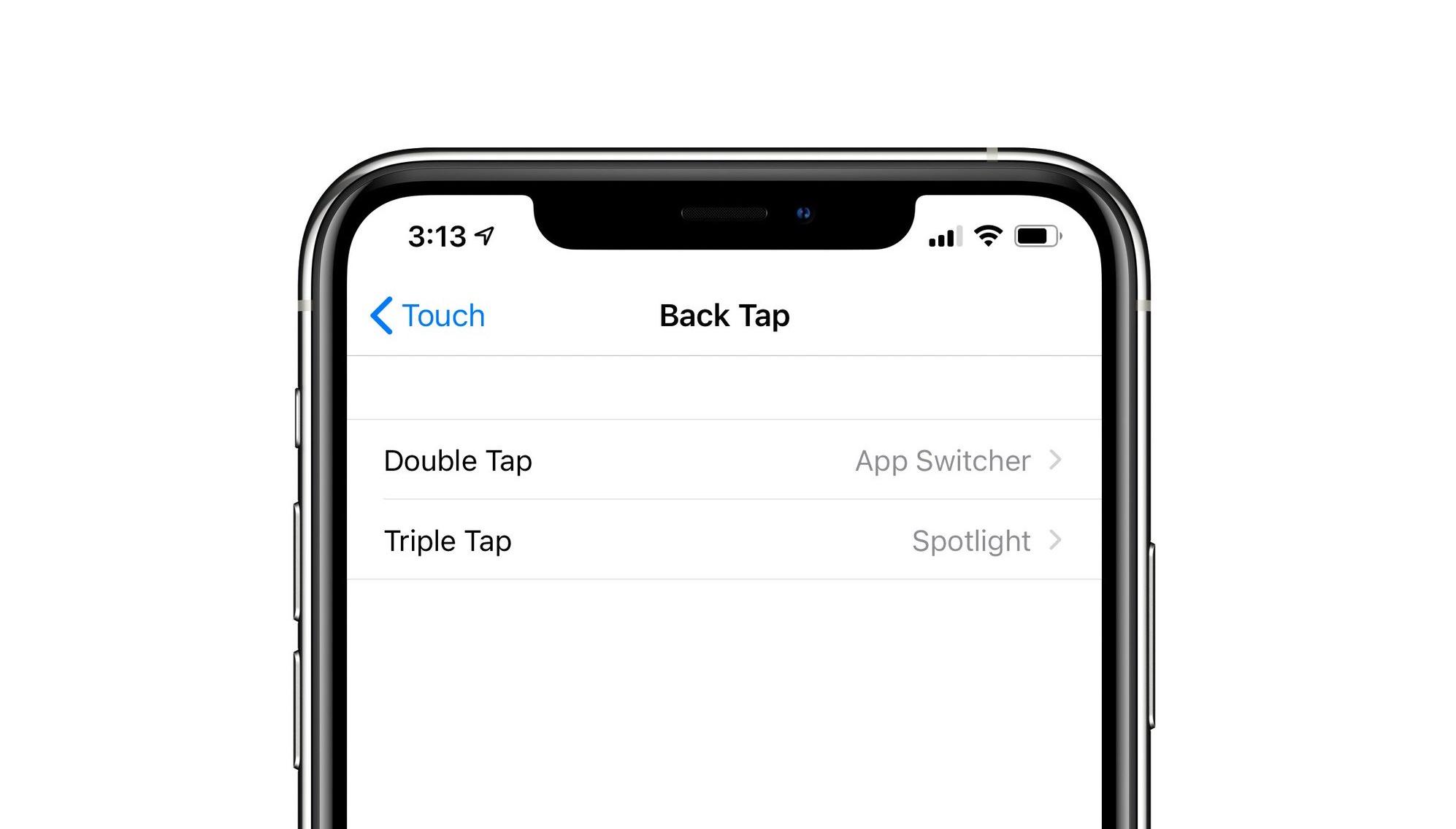 iOS 14 cho phép người dùng gõ vào mặt lưng iPhone để khoá máy, mở ứng dụng và đủ loại tác vụ khác
