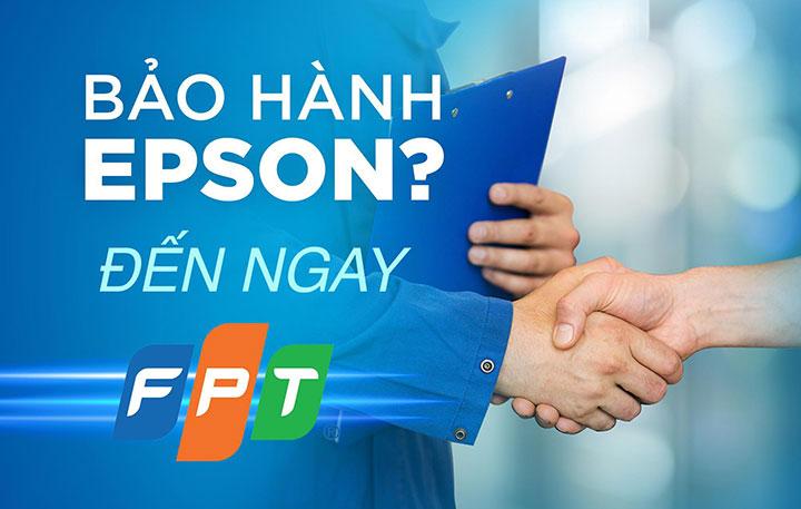 Epson mở 3 trung tâm bảo hành mới ở Việt Nam, hợp tác cùng FPT Service