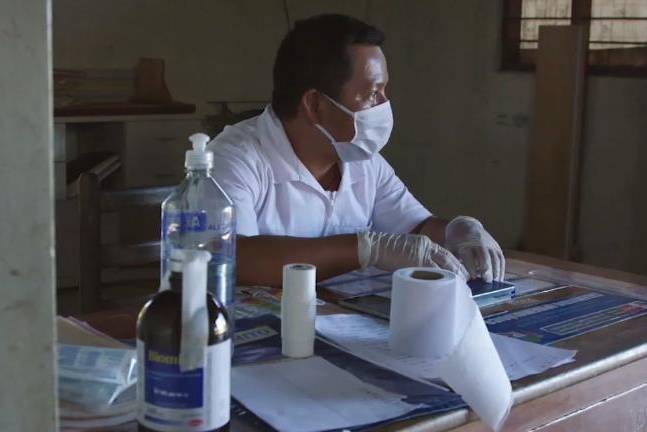 Ngôi làng 80% dân số nghi nhiễm Covid-19, nơi người dân bị bỏ lại phía sau trong đại dịch