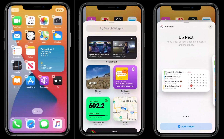 Không phải Apple tạo ra widget cho iOS quá muộn, mà là Google tạo ra widget cho Android quá sớm!