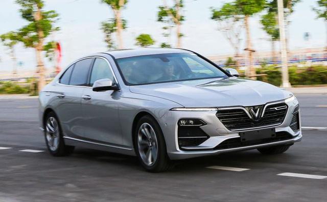VinFast tăng mạnh giá xe ô tô, có mẫu tăng tới 75 triệu đồng