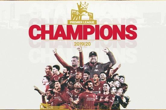 Kết quả bóng đá Anh: Liverpool lần đầu tiên vô địch Premier League, lập kỳ tích chưa từng có