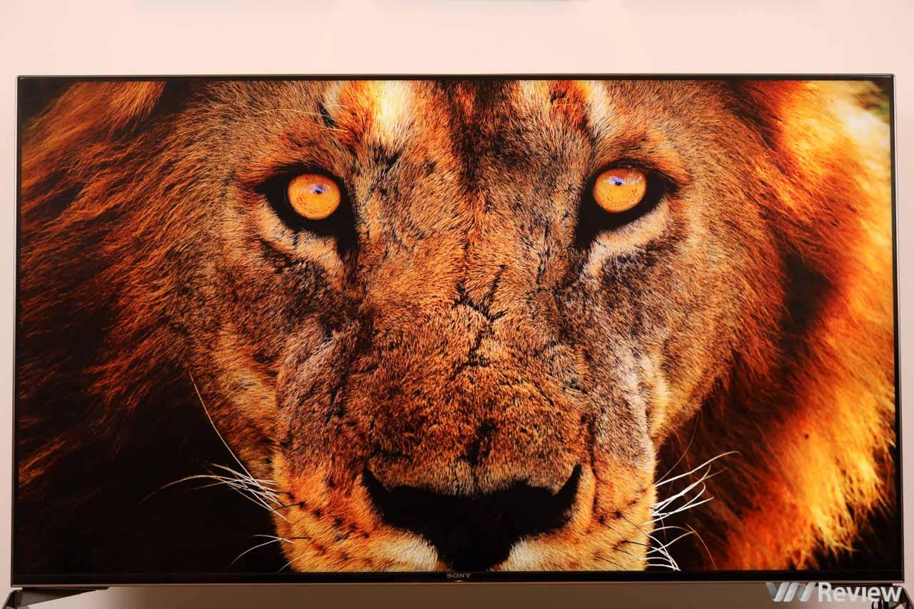 Đánh giá TV Sony Bravia 55X9500H