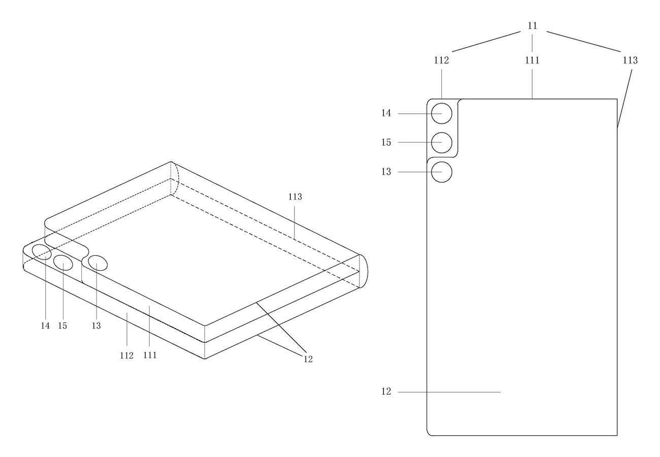 Bằng sáng chế thiết bị gập mới của Xiaomi cho thấy có thể sử dụng đồng thời camera trước và sau