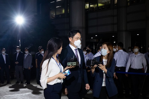 Vụ án Thái tử Samsung bước sang giai đoạn mới, Jay Y. Lee có thoát tội?