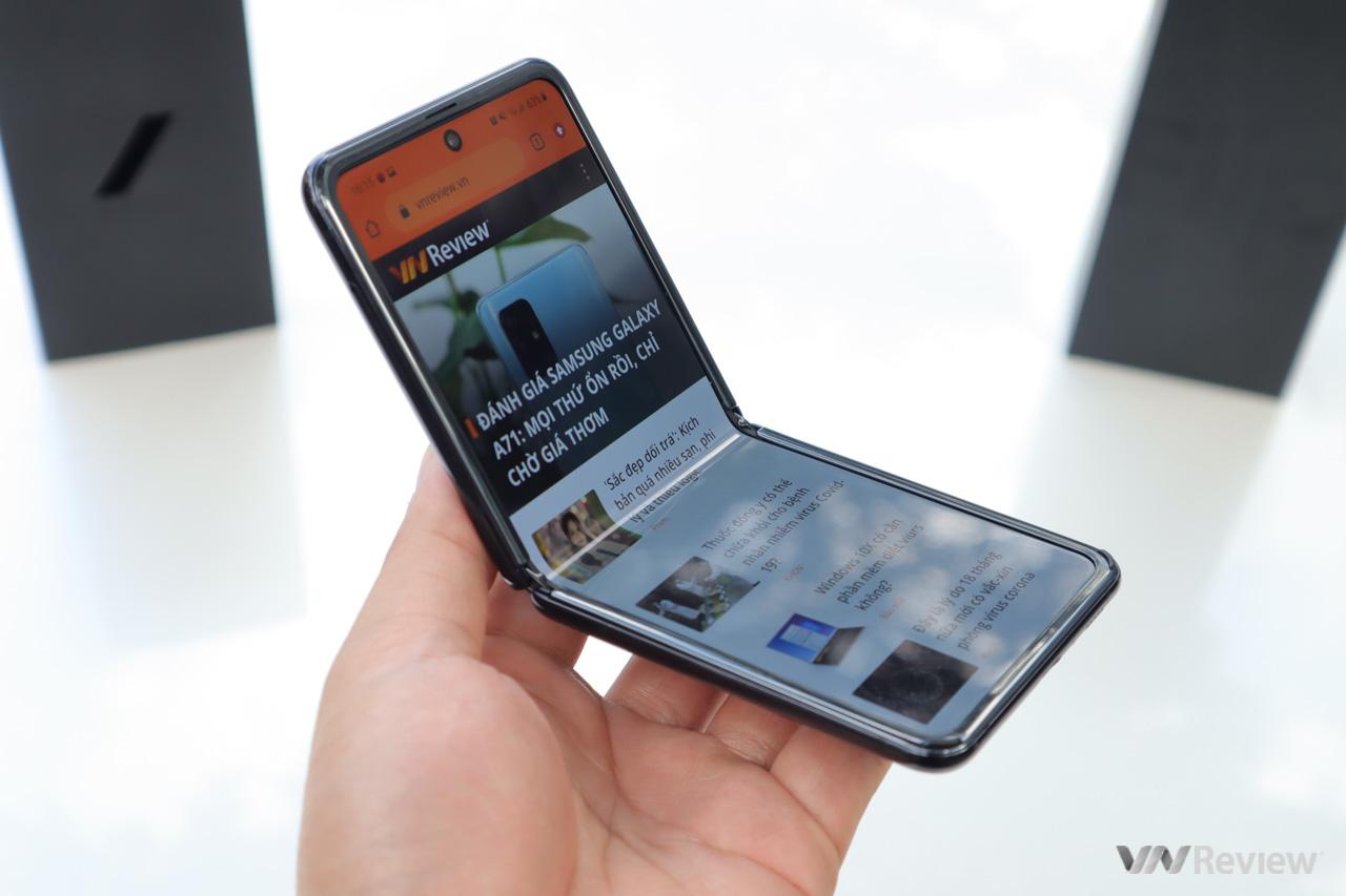 Từ Galaxy Fold đến Galaxy Z Flip: Tương lai tươi sáng của smartphone màn hình gập
