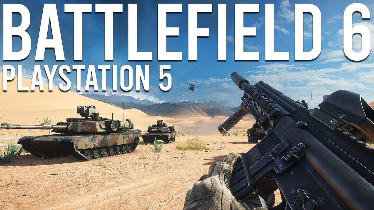 """Battlefield 6 sẽ biến những ý tưởng """"hoang đường"""" nhất trở thành hiện thực"""