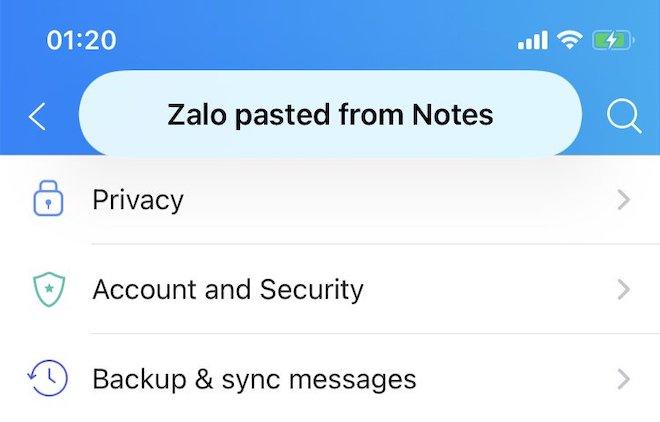 Zalo, Tik Tok bị phát hiện tự động lấy dữ liệu từ bộ nhớ iPhone như thế nào?