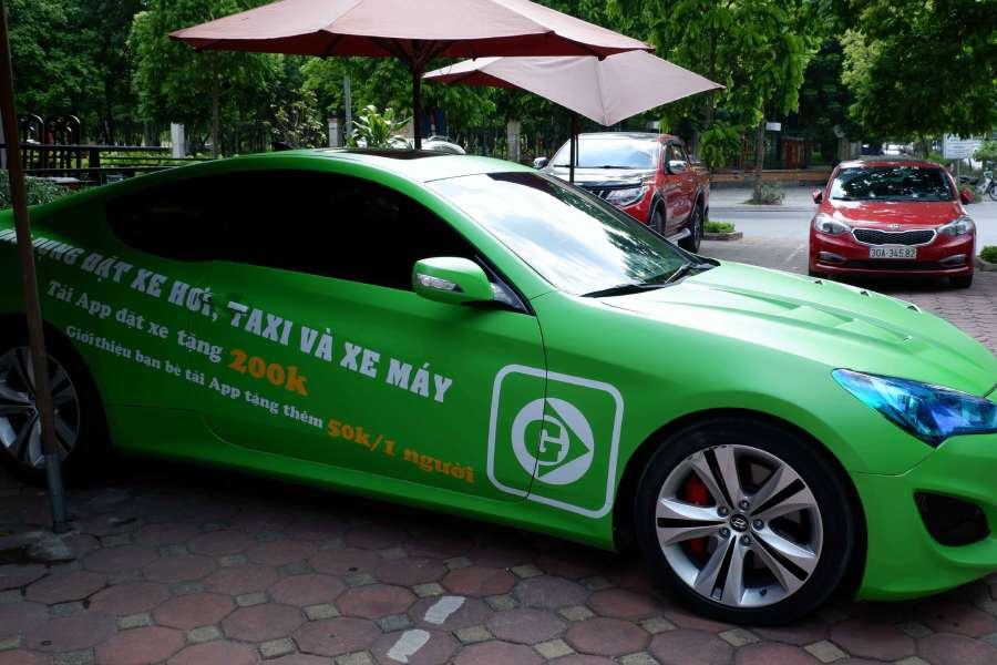 App gọi xe công nghệ Việt Nam có tân binh mới GV Taxi, tuyên bố được Google hỗ trợ