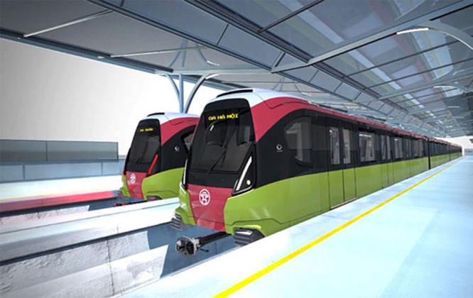 Chưa thể khởi công gói thầu cung cấp thẻ vé đường sắt Nhổn - ga Hà Nội