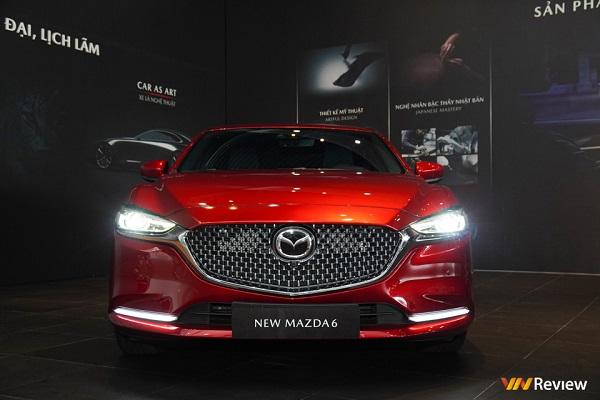 THACO công bố giá bán Mazda6 2020, chốt giá 889 triệu đồng