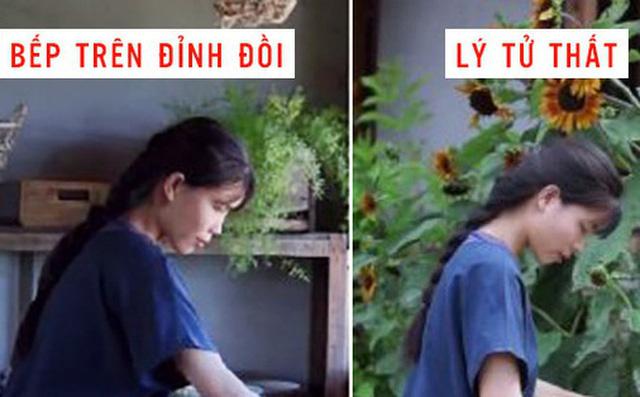 """Kênh Youtube Việt Nam """"Bếp trên đỉnh đồi"""" bị dân mạng Trung Quốc tố """"đạo nhái"""" Lý Tử Thất"""