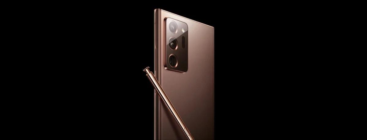 Rò rỉ những hình ảnh đầu tiên của Galaxy Note 20 Ultra