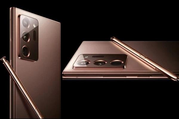 Rò rỉ hình ảnh đầu tiên của Galaxy Note 20 Ultra