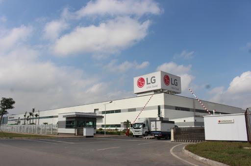 Hải Phòng xin phê duyệt 700 ha đất để LG mở rộng nhà máy