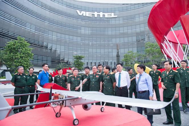 Viettel tổng kết nhiệm kỳ 2015-2020: tiên phong kiến tạo xã hội số, xây dựng tổ hợp công nghiệp công nghệ cao