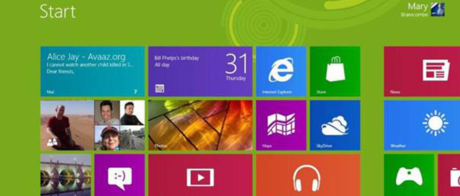 Windows 8 sẽ không hỗ trợ gadget