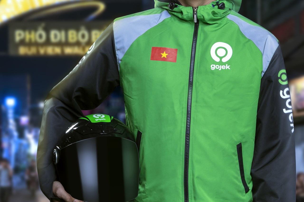 GoViet sẽ đổi tên thành Gojek, chuyển đồng phục từ màu đỏ sang xanh lá