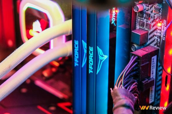Đánh giá RAM TeamGroup T-Force XTreem ARGB: Đến vì thiết kế, ở lại vì hiệu năng