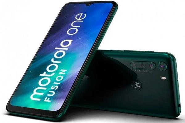 Motorola One Fusion ra mắt: Snapdragon 710 SoC, camera chính 48 MP