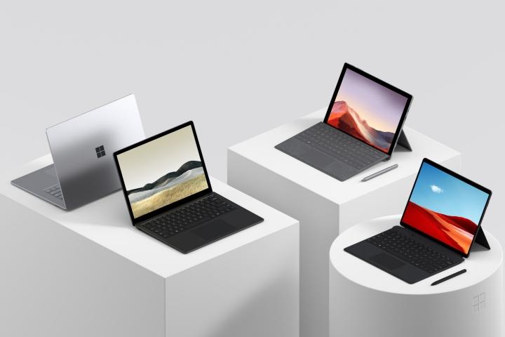 Tư vấn cách chọn thiết bị Microsoft Surface phù hợp với nhu cầu