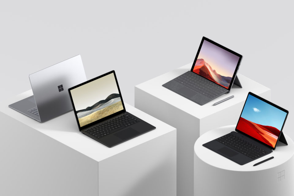 Tư vấn cách chọn máy tính Microsoft Surface phù hợp với nhu cầu